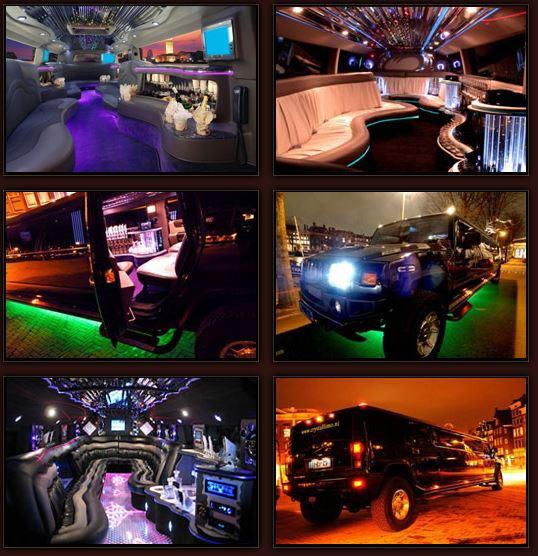 limo escort service amsterdam